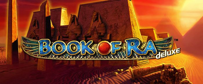 logo slot book of ra deluxe
